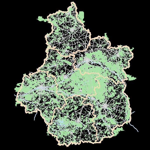 Déploiement FTTH en région Centre-Val de Loire en 2019 - Trimestre 4